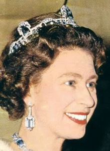 Brazilian Aquamarine Tiara (1957) for Queen Elizabeth II 9
