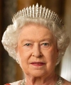 Fringe Tiara (1919) by Garrards for Queen Mary now Queen Elizabeth 11